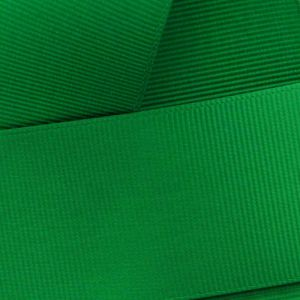 Emerald Green Grosgrain Ribbon HBC 580