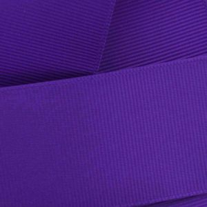 Regal Purple Grosgrain Ribbon HBC 470