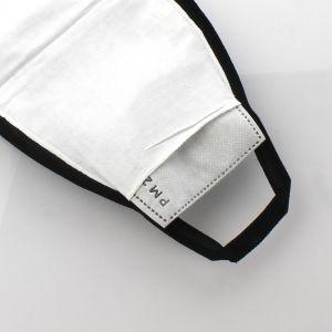 Rhinestone Fabric Face Mask Filter