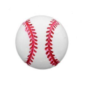 Baseball Flatback Resins