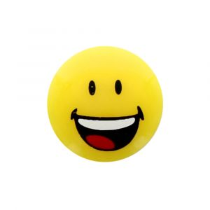 Smile Emoticon Flatback Resin Embellishment