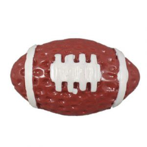 Plain Football Flatback Resins