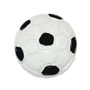 Soccer Flatback Resin Embellishment