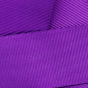 Purple Grosgrain Ribbon HBC 465