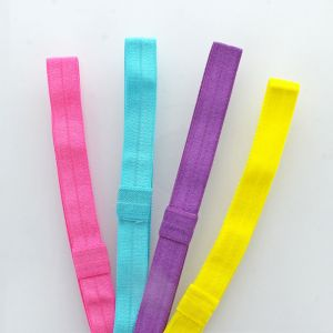 Fold Over Elastic Headband