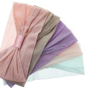 Baby Sheer Nylon Headband