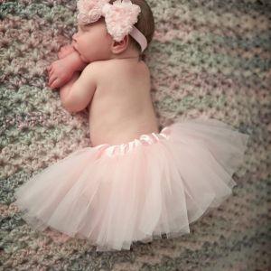 Baby Tutu 5-Layer Ballerina (0-3 mo.)