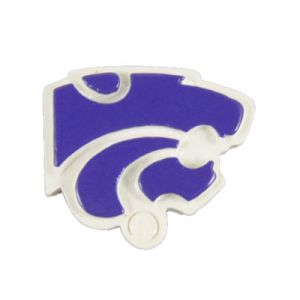 Kansas State Wildcat Flatback Resin Embellishment