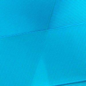 Turquoise Grosgrain Ribbon HBC 340