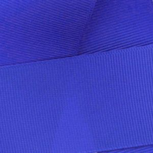 Royal Blue Grosgrain Ribbon HBC 352