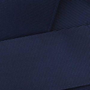 Navy Blue Grosgrain Ribbon HBC 370