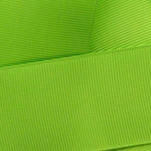 Apple Green Grosgrain Ribbon HBC 550