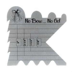 NoBowNoGo The Cutting Edge