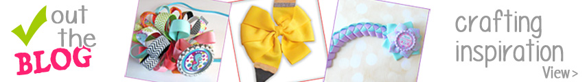 HairBow Center is an online seller of ribbon and hair-bow making supplies. We supply bow makers around the world with excellent quality products, provide qui.