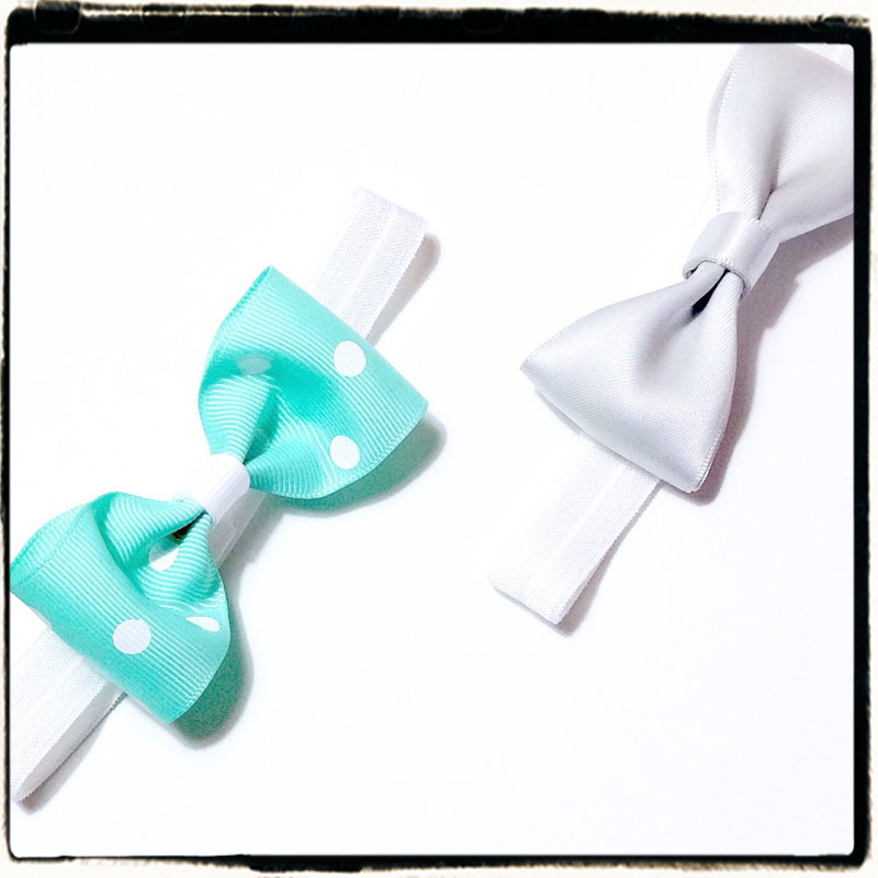 DIY Bow Ties