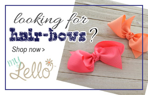Shop Hair-Bows at My Lello