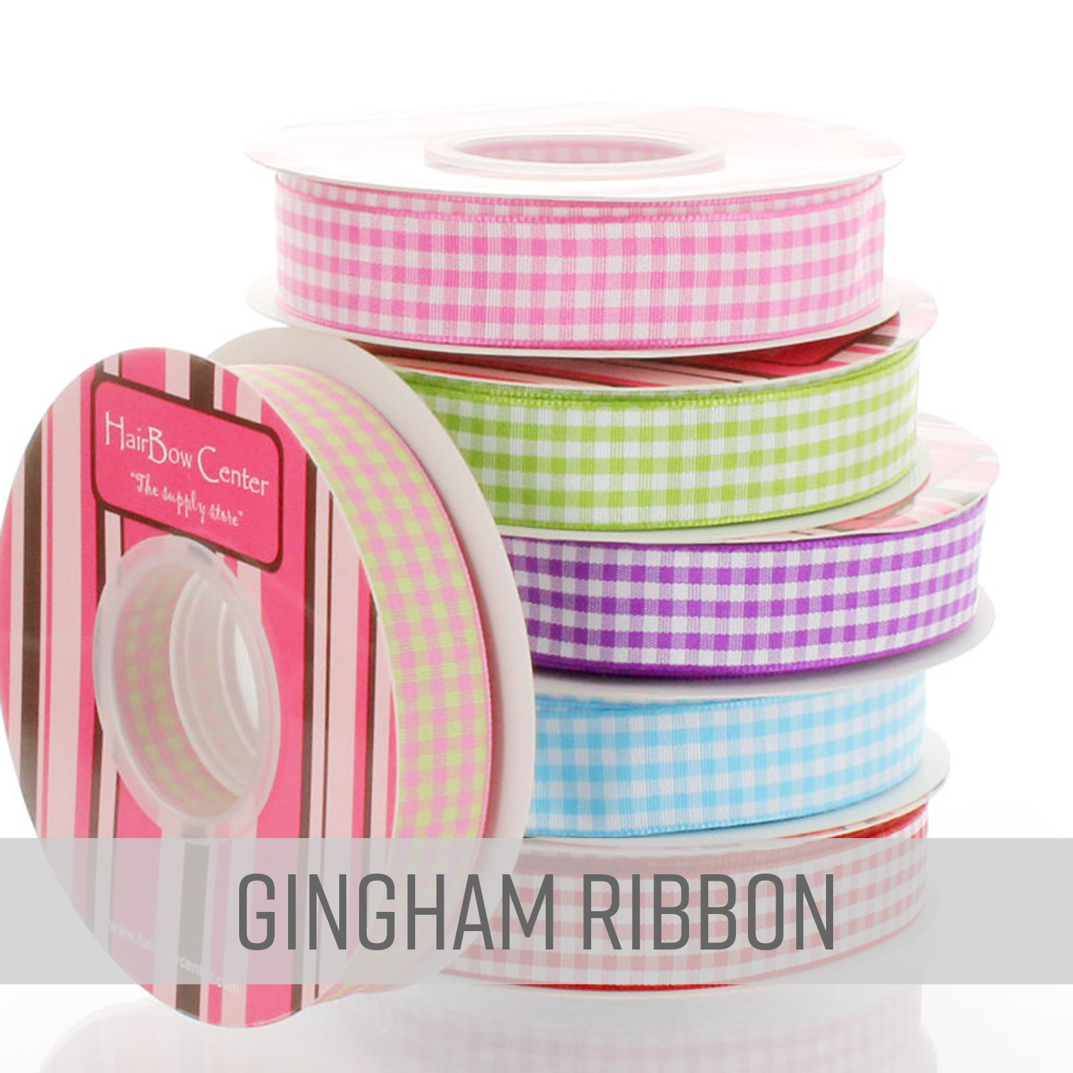 Gingham Ribbon