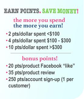 Rewards Points Left Banner