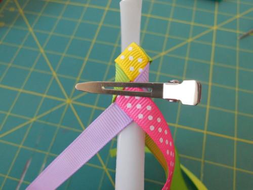 Basic Woven Headband Instructions - Step 10